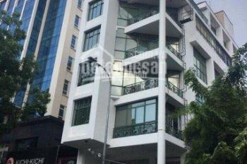 Bán nhà 2 mặt tiền đường Cao Thắng, P5, DT 4.2x19m 5 tầng, đang cho thuê 110 tr/th, LH 0912884438