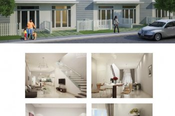 Bán nhà hoàn thiện trong khu Residence đường võ chí công quận 9, giá 4.9 tỷ