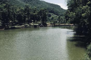 Bán gấp lô đất nghỉ dưỡng view hồ đẹp chưa từng có tại Tiến Xuân, Thạch Thất, giá tốt nhất