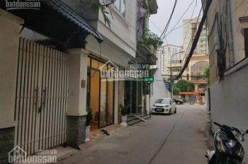 Chính chủ cần bán nhà số 10 ngõ 106 Hoàng Quốc Việt, 61m2 x 5T, MT 6,7m, cần bán 9,6tỷ 0904683654