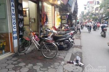 Mặt đường Trương Định lô góc kinh doanh sầm uất 40m2 5 tỷ