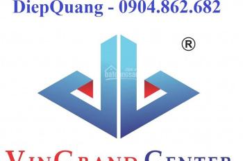 Bán nhà mặt tiền đường Lê Văn Sỹ, P14, Quận 3. DT: 14x27m