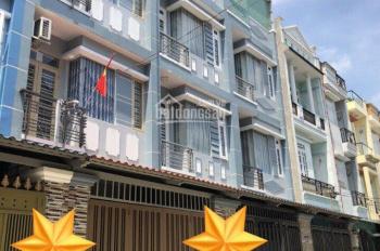 Bán nhà hẻm 262/26 Liên Khu 4-5, Bình Hưng Hòa B, Bình Tân. DT 4m x 14m, nhà 1 trệt + 2, 3 tỷ 800
