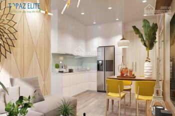 Chủ chủ cần bán căn hộ Topaz Elite 3PN quận 8, mặt tiền đường Tạ Quang Bửu, giá bán: 2.1 tỷ