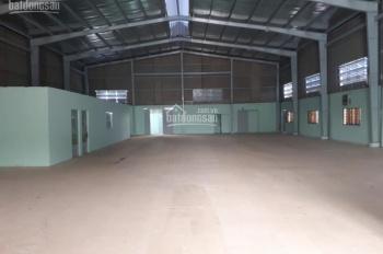 Cho thuê kho xưởng diện tích 800m2 giá cho thuê 35 triệu/tháng
