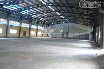 Chính chủ cần cho thuê nhà xưởng (ngang 33.5m dài 86m) trực thuộc KCN Tân Tạo, Bình Tân
