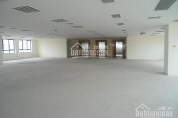 Cho thuê văn phòng quận Hoàng Mai, phố Nguyễn Xiển 100m2-300m2-500m2-1000m2, giá 140 nghìn/m2/th