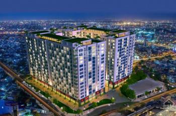Cho thuê văn phòng Sky Center, số 10 đường Phổ Quang, quận Tân Bình, 42m2, giá 12 triệu/th