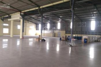 Kho xưởng tại Dĩ An, Bình Dương cho thuê, giá từ 40ng/m2, DT từ 1000m2 - 5ha