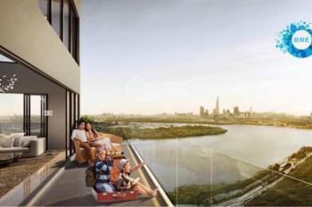 One Verandah căn hộ ven sông Sài Gòn Quận 2