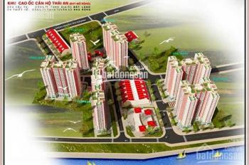 Cho thuê shophouse tầng trệt CC Thái An 1, Nguyễn Văn Quá, quận 12. LH: 0908270868
