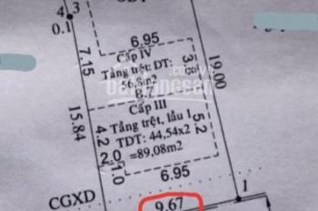 Bán đất mặt tiền đường Ngô Quyền, P. Phú Cường, TP. Thủ Dầu Một, vị trí đắc địa, DT 249.5m2: 21 tỷ