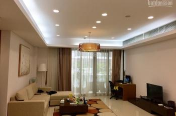 Cho thuê CHCC Dolphin Plaza, tầng 18, 133m2, 2 PN, đủ nội thất, 13 triệu/tháng. LHTT: 0906206518