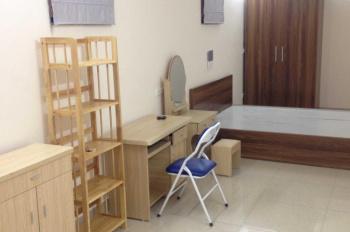 Cho thuê căn hộ mini (cạnh trường ĐH Tài Nguyên Môi Trường), full đồ, bảo vệ 24/24. LH: 0961667559