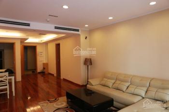 Cho thuê căn hộ chung cư 219 Trung Kính, mặt đường Trung Kính 74m2, full đồ, giá 14 tr/th