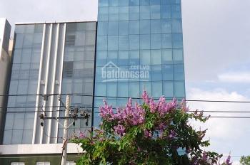 Cho thuê văn phòng đẹp, mới, mặt tiền đường Điện Biên Phủ, ngay chân cầu Sài Gòn, DT 100-130-170m2