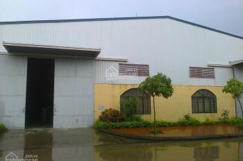 Cho thuê kho xưởng tiêu chuẩn Zamin. DT 400m, 1000m, 1500m, 2000m, 4500m, cụm CN Thường Tín, Hà Nội