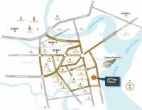Căn hộ quận 7, Q7 Saigon Riverside view sông giá 27tr/m2, thanh toán 36 tháng, CK 4%, 0978313503