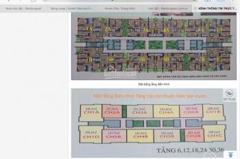 Chính chủ bán căn góc 148m2 chung cư CT4 Vimeco, giá bán 31 tr/m2. LH 0982.339.666