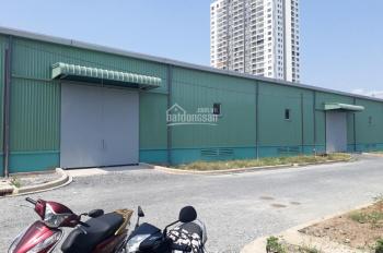 Cho thuê kho bãi & đất trống DT 500m, 1000m, 2000m, 3000m2 MT đường Nguyễn Văn Linh, Quận 7 xe cont