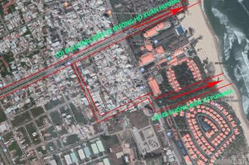 Bán lô 222m2 đất xây khách sạn, căn hộ hoặc homestay, khu vực mặt tiền Chế Lan Viên khu phố tây