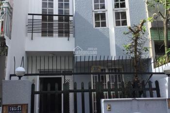 Cho thuê nhà nguyên căn Nguyễn Kiệm, đối diện BV 175, Gò Vấp. 0908900834