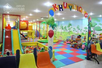 Cho thuê/sang nhượng khu vui chơi thiếu nhi tại TTTM VV Square, miễn phí 6 tháng đầu, LH 0908865279