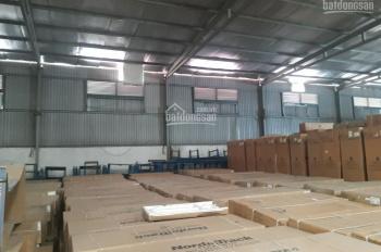 Chuyên cho thuê kho quận 7, DT 1700m2, đường Lưu Trọng Lư, ngay KCX Tân Thuận đẹp đạt chuẩn