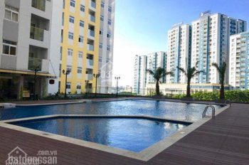Cần bán căn hộ City Gate 1, căn góc 92m2, view hồ bơi, Võ Văn Kiệt, giá 2.1 tỷ. LH: 0973.610.214
