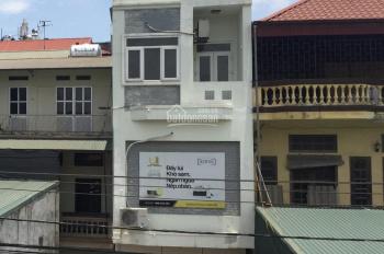 Bán nhà mặt đường Nguyễn Khoái, ô-tô đỗ sân, 83m2, 4.65 tỷ
