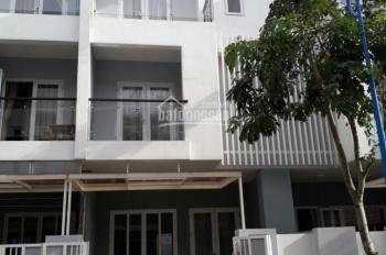 Bán nhà Mega Village Khang Điền Q9 1 trệt 2 lầu, giá 4,750 tỷ, nhà thô, SHR: LH 0908242549