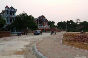Cần bán 300m2 căn góc đất phân lô tái định cư đại học quốc gia Hòa Lạc. Giá 8.5 tr/m2