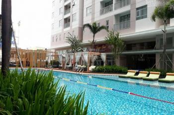 Cho thuê căn hộ 1 phòng Luxcity, giá 7 tr/tháng nhà như hình. Liên hệ xem nhà 0933450353