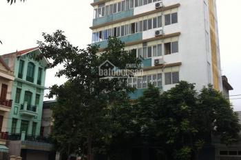 Cho thuê tòa nhà văn phòng 7 tầng gần ngã tư Nguyễn Trãi - Hạc Thành, để xe rộng rãi an ninh