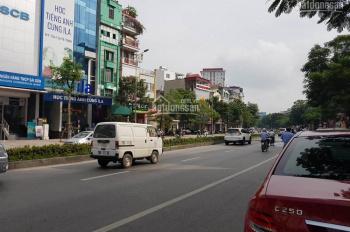 Bán nhà mặt phố Nguyễn Văn Cừ, Long Biên, 361m2 hai mặt thoáng giá 70 tỷ, tặng GPXD 10 tầng
