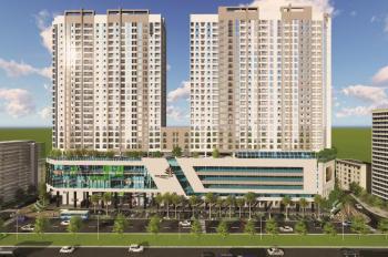 Cho thuê 450m2 sàn văn phòng dự án Golden Palm - Lê Văn Lương
