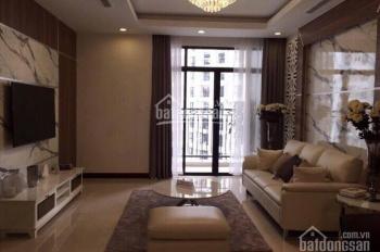 Bán chung cư Royal City: Căn hộ 109m2 tầng 26 tòa R2, 2 phòng ngủ, đầy đủ nội thất, giá 36 triệu/m2