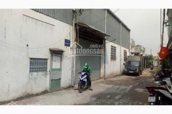 Cho thuê kho xưởng mặt tiền 1400m2, giá 55 triệu/tháng gần KCN Vĩnh Lộc A, huyện Bình Chánh