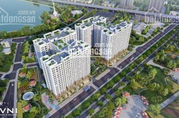 Chính chủ bán ô ki ốt view bể bơi dự án Hà Nội Homeland Long Biên giá 43 triệu/m2, 0989.580.198