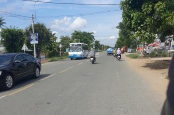 Cần sang gấp 3 lô MT Phan Văn Hớn, Hóc Môn, gần chợ Bà Điểm, SHR, TC 100%, 879tr/80m2, 0939269504
