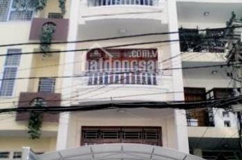 Bán nhà MT Bùi Thị Xuân - Lương Hữu Khánh, Quận 1, DT: 6mx20m nở hậu 9m, 5 tầng, TM, giá: 24 tỷ