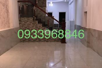 Bán nhà 1 trệt, 2 lầu, sân thượng, đường thông rộng 8m Lê Văn Thịnh, P. Bình Trưng Đông, Q2