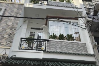 Bán nhà đường Linh Đông, Thủ Đức, 1 trệt 3 lầu giá 4.3 tỷ, LH: 0907.260.265
