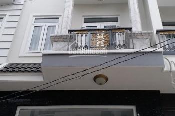 Bán gấp nhà mới tuyệt đẹp. DT: 5x16m, đúc 3.5 tấm, hẻm 5m, Quang Trung, P12, GV, LH: 0946818168
