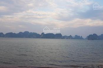 Bán đất biệt thự ven biển trên đỉnh đồi Tuần Châu, LH:0965924303