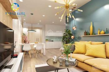 CĐT sang nhượng suất nội bộ căn hộ Topaz Elite, view hồ bơi siêu đẹp, giá cực tốt, LH: 0932.532.070