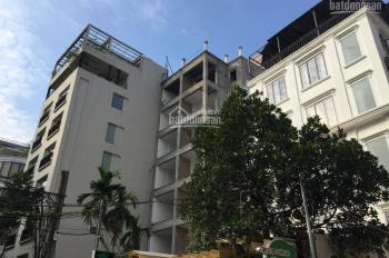 Bán tòa căn hộ 8 tầng mặt phố Tô Ngọc Vân, view Hồ Tây. LH: 0971552015