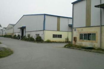Công ty CP An Khang cho thuê kho xưởng DT: 500m2, 1500m2, 2000m2 cụm CN Thanh Oai, Hà Nội