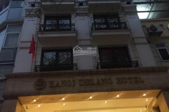 Bán khách sạn mặt phố Cửa Đông, Hoàn Kiếm, Hà Nội, 130m2, 8 tầng, 22 phòng, 90 tỷ