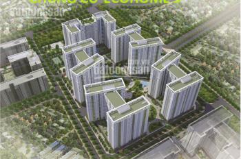 Chung cư Ecohome 3 giá 13.5tr/m2 ~ 460tr/căn. 0382276666